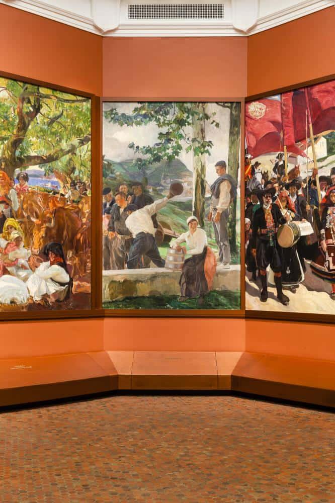 Sorolla Visions of Spain Gallery - Guipuzcua