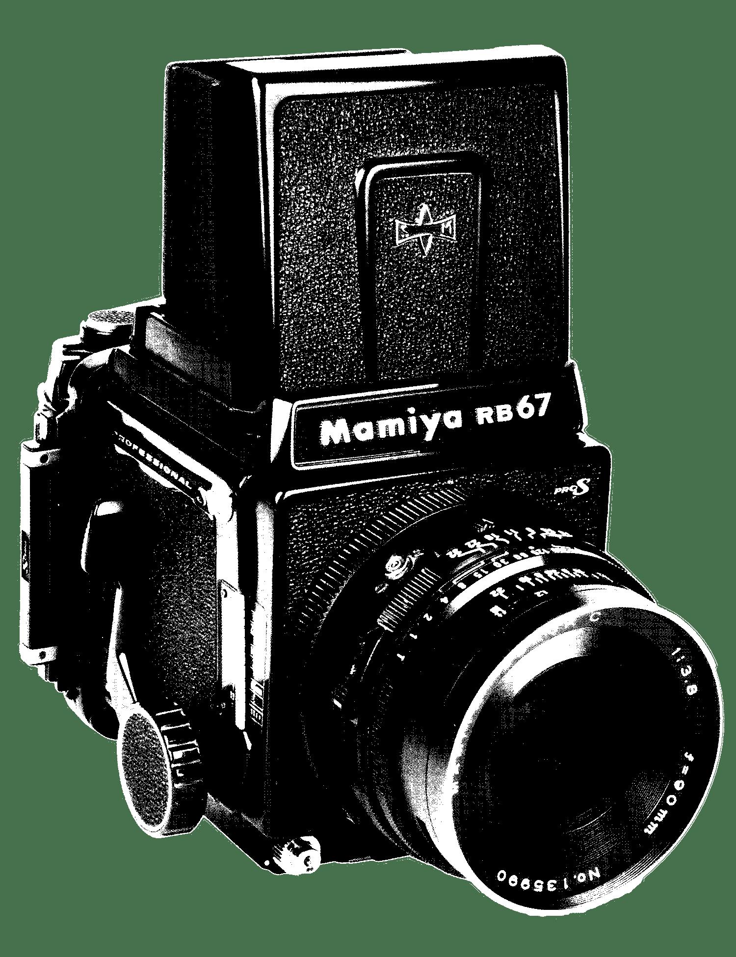 Mamiya-RB67